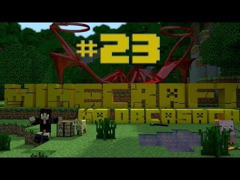 Minecraft na obcasach - Sezon II #23 - Kanion, twierdza i kurczak ...