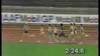 GP Final (Berlin) 1988 men's 1 mile