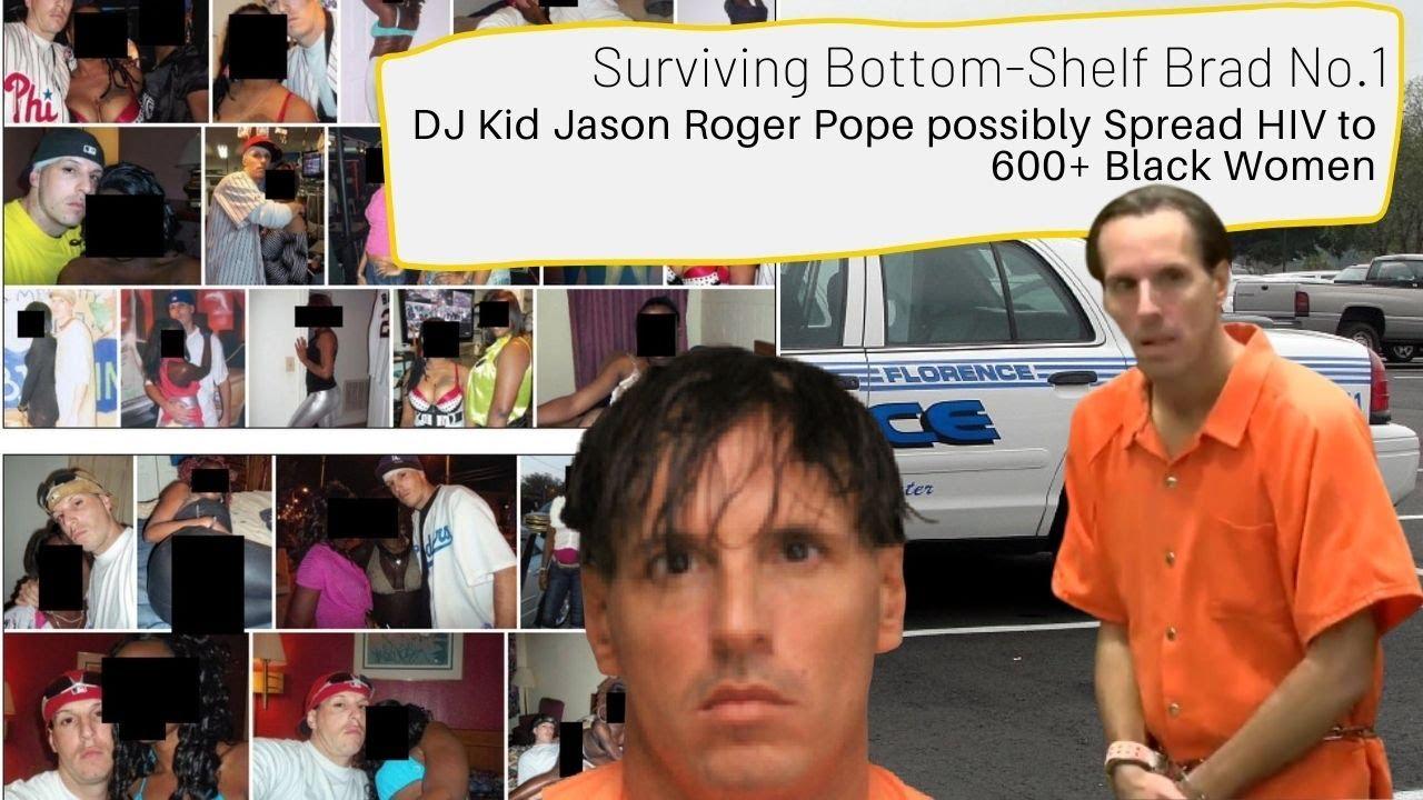Jason Roger Pope : le DJ atteint du VIH qui aurait infecté plus de 600 femmes (photos)