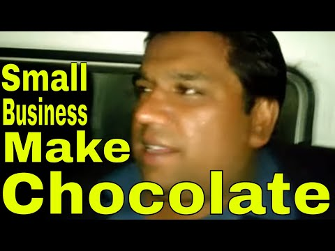 Business plan ( chocolate manufacturering )