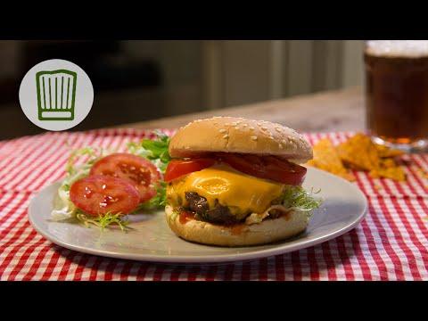 All American Burger Rezept #chefkoch