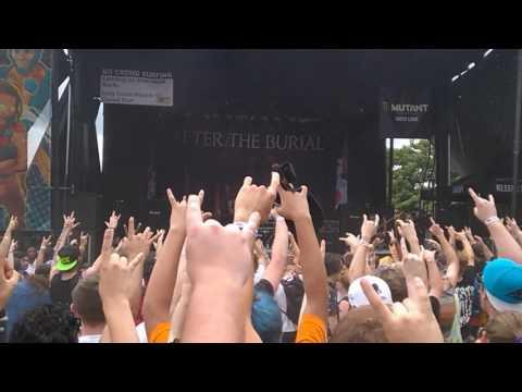 After The Burial  Berzerker Vans Warped Tour 2017, ATL