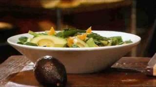 J.l. Kraft Recipes With James Reeson - Smoked Trout, Avocado And Orange Salad