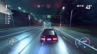 Need For Speed Heat - Devil Z Nissan Fairlady 240ZG isn't as Fast as BlackBird's 911