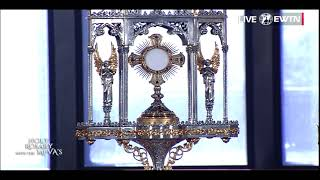 LIVE Holy Rosary for Protection from the Coronavirus