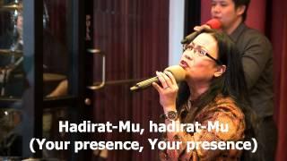 HadiratMu Membawa Kesembuhan, worship led by Sandi Cleek