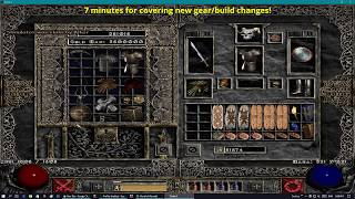Diablo 2: Tesla paladin - Re-visited - Part 2 Even better FCR setup!