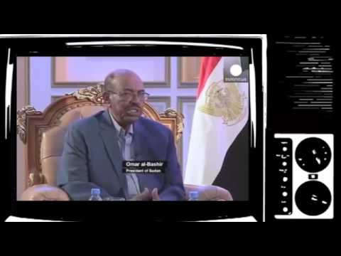 President of Sudan ISIS and Boko Haram CIA and Mossad creations