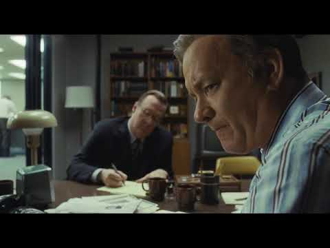 The Post | Trailer Italiano Ufficiale [HD]