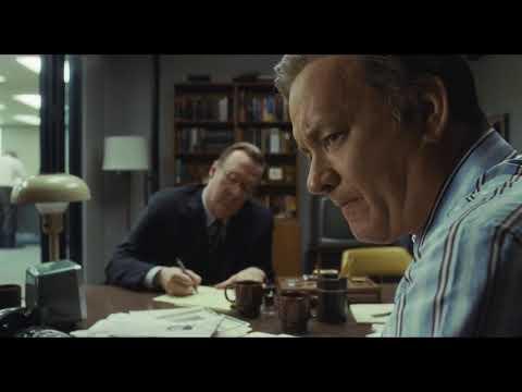 The Post | Trailer Italiano Ufficiale [HD]