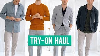 COS Try-On Haul | Men's Fashion | Outfit Inspiration