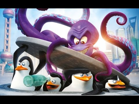 Penguins of Madagascar Dr Blowhole Returns Again All Cutscenes | Full Game Movie (PS3)