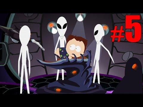 Kosmiczne dildo w dupce (odc. #5 - South Park - Kijek Prawdy)