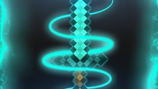 como cambiar tu puntero a la espada de diamante de minecraft
