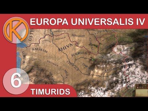 EU4 The Cossacks - Timurid Thunder [6] - Useless Provinces