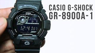 Casio G-shock GR-8900A-1 : Tough Solar watch