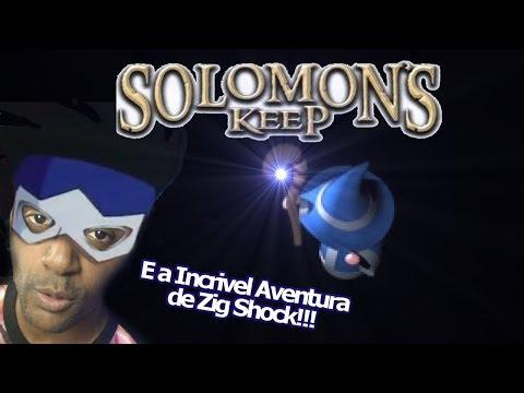 Solomon's Keep - Um dos melhores games offline!!! Zig choque ? - Omega Play