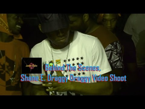 Behind The Scenes, Shane E. Draggy Draggy Video Shoot