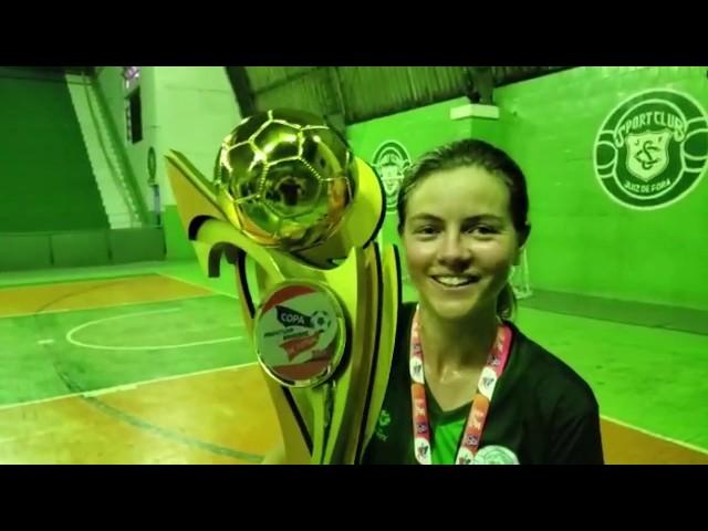 Matias Barbosa/Sport Club (5) 1 x 1 (4) Buscapé/Açaí do Fábio - Final categoria adulto feminino