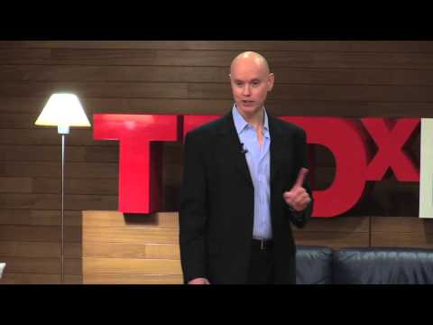 The Power of 10: Rugger Burke at TEDxBocconiU