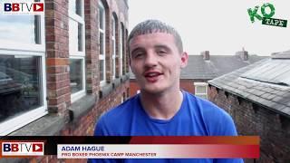 ADAM HAGUE: