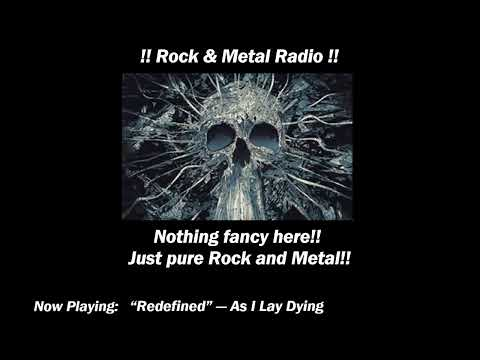 Rock & Metal Radio!!!