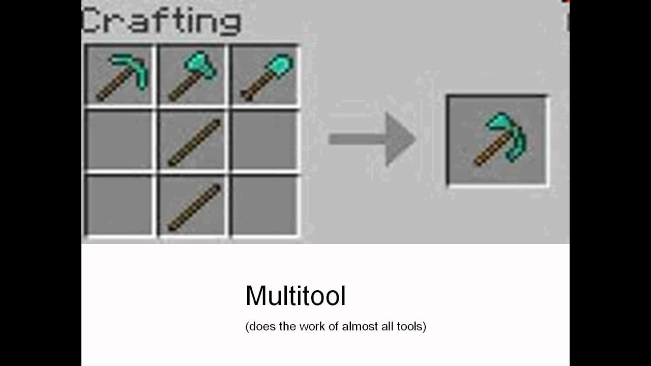 minecraft how to craft