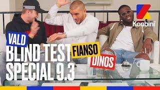 Fianso x Vald x Dinos - Blind Test Spécial 9.3