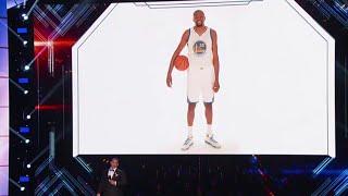 John Cena Makes Joke On Kevin Durant at ESPYs 2016
