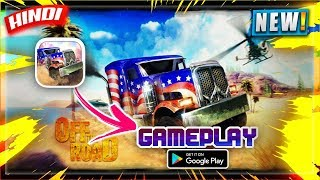🔥OFF THE ROAD ANDROID/IOS GAMEPLAY | NEW OPEN WORLD HIGH GRAPHICS GAME | DOWNLOAD FROM PLAY STORE