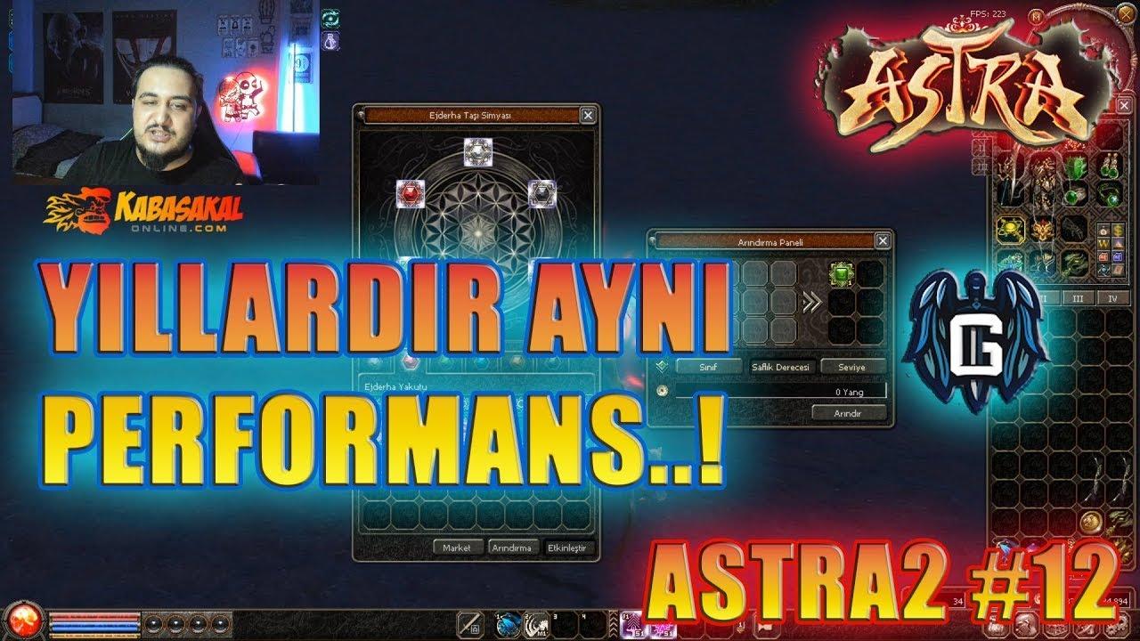 ŞANSIMIZ DÖNDÜ, SANKİ BİRAZ TERSTEN    Astra2 Legacy #12 #Metin2 #Metin2Pvp