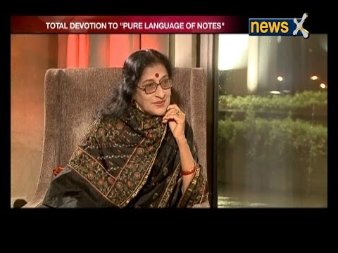 Art Talk - Kishori Amonkar (Classical Vocalist)