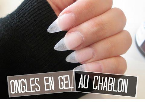 TUTO Ongles en gel extension au chablon | Melissa Easy Nails