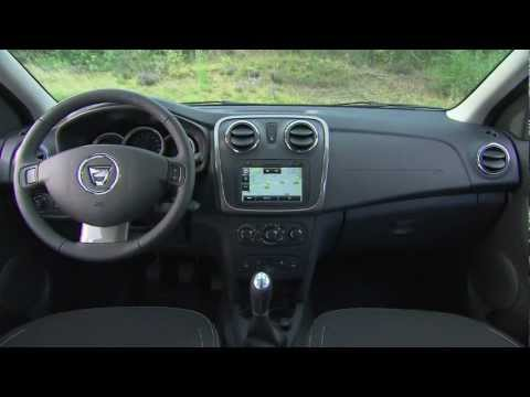 Dacia sandero 2013 interior youtube for Dacia sandero interior