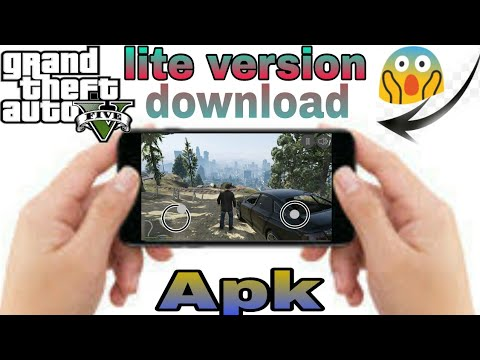 Gta 5 lite version for android download now 2018 || AndroGamer