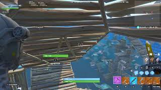 Fortnite building bug