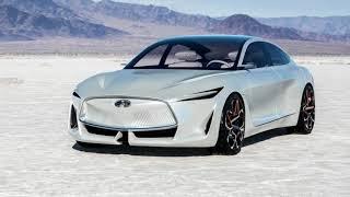 INFINITI ELECTRIC CAR !!!