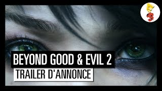 Beyond Good and Evil 2 – Trailer Première Mondiale E3 2017 [OFFICIEL] VOSTFR HD