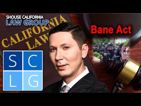 """Victim of police violence? Sue the police under California's """"Bane Act"""""""