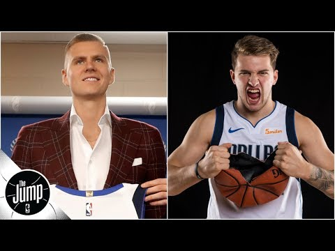 Are Luka Doncic and Kristaps Porzingis making the Mavs the next Spurs? | The Jump