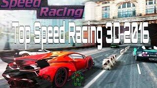 Top Speed Racing 3D 2016