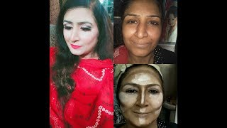 How to contour face, Kshee's makeup hacks,how to highlight,contouring,
