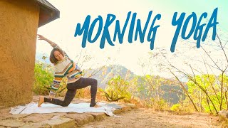 Morning Yoga for Energy - 20 min Full Body Morning Yoga Flow