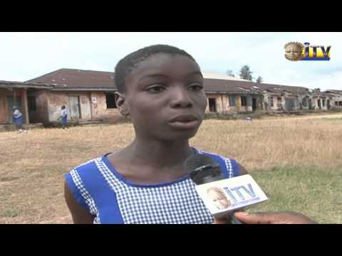 Usi Primary School in Benin City Begging for Govt. Attention