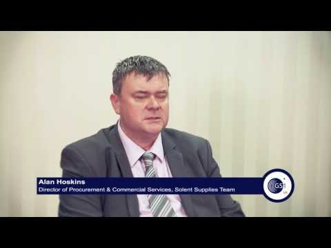 GS1 UK Annual Conference 2013 - Healthcare - Alan Hoskins - GS1 UK and Streamlining Processes