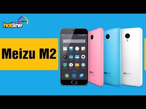 Meizu M2 – обзор смартфона