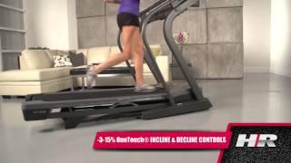 Healthrider H110t Treadmill