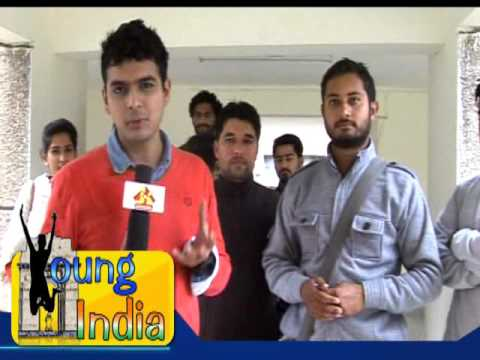 YOUNG INDIA Episode 8 (Law department - Jammu University)