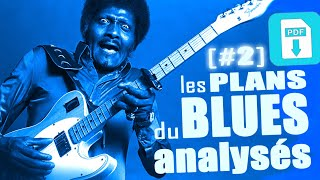 LES PLANS MYTHIQUES DU BLUES ANALYSES #2 - Albert COLLINS - PDF