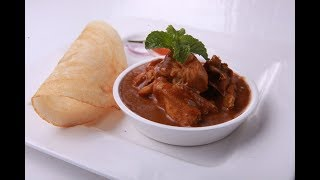 Mughalai style chicken curry